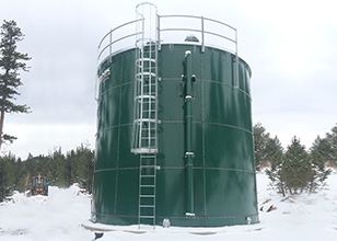 Big Elk Meadows Water Treatment System